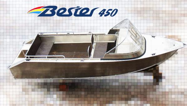 купить алюминиевую лодку buster